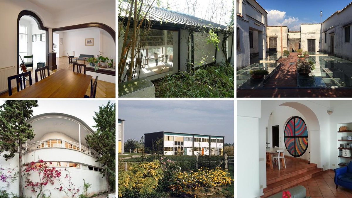 Are you a #visualartist, #architect, #writer or #performer living in the European Union who is passionate about architectural heritage?  We are launching an #opencall for residencies in 6 modern European houses! Apply now: https://buff.ly/2VHCg8Q