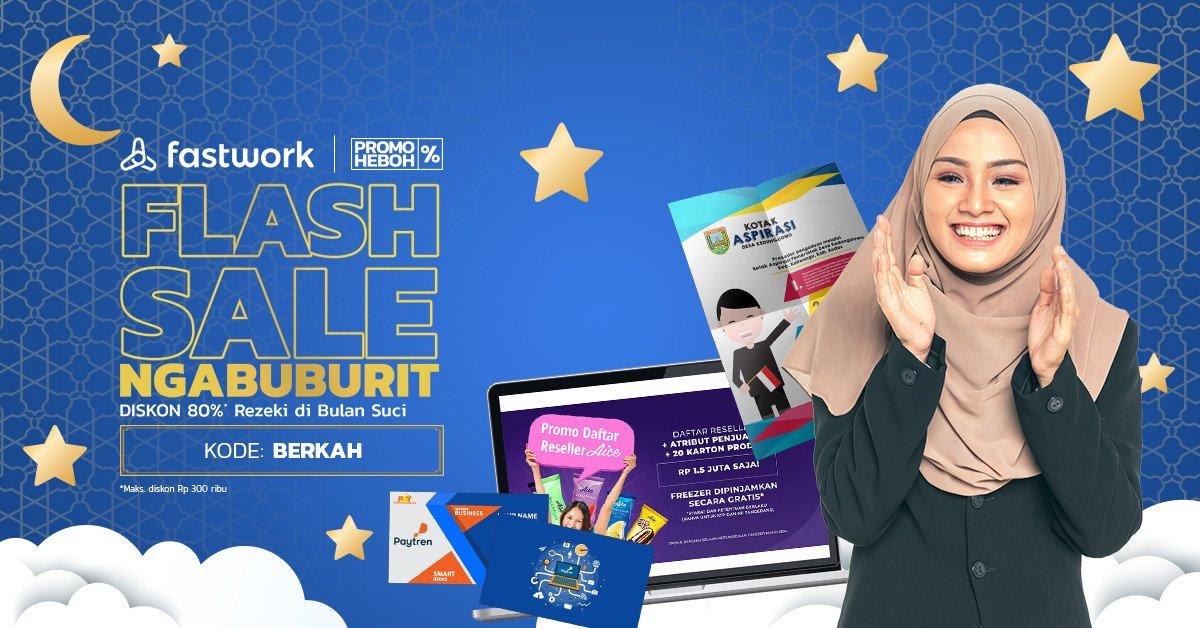 Udah siap kan, buat kepoin kode voucher apa yang bisa memberi diskon 80% buat pembelian kamu di https://t.co/w0lfyYIG8V? #FastworkIndonesia #cepetgaribet #Fastwork https://t.co/XaBpsIEtLf