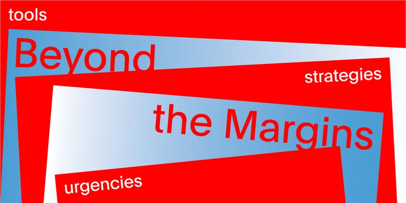 Looking forwards to the sold out Beyond the Margins event - 08/05/19 hosted by @RCAvisualcomm & led by Paul Bailey (LCC), James Corazzo (Sheffield Hallam University), Gerry Leonidas (University of Reading), Luke Pendrell & Dr Rathna Ramanathan (RCA), Dr Rebecca Ross (CSM) https://t.co/lB68BU0kgm