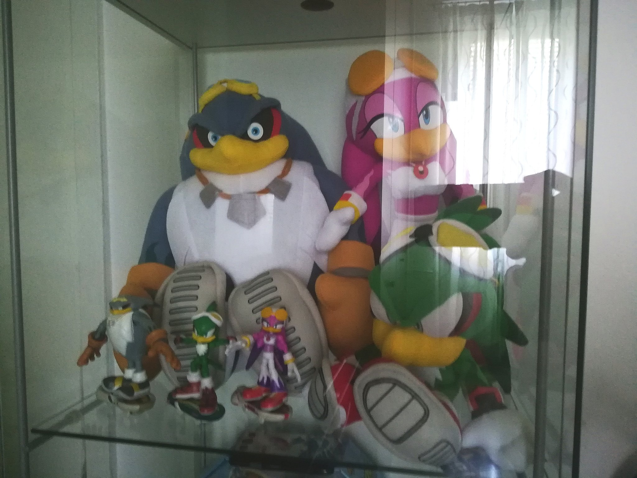 Gloria On Twitter Source Myself Lmfao Rogues Plushies Sonic Free Riders Rogues Figures Jet Rc Toy Sonic Riders Gc Ntsc J Sonic Riders Pc Zg Wii And Free Riders 360 European Italian Copies