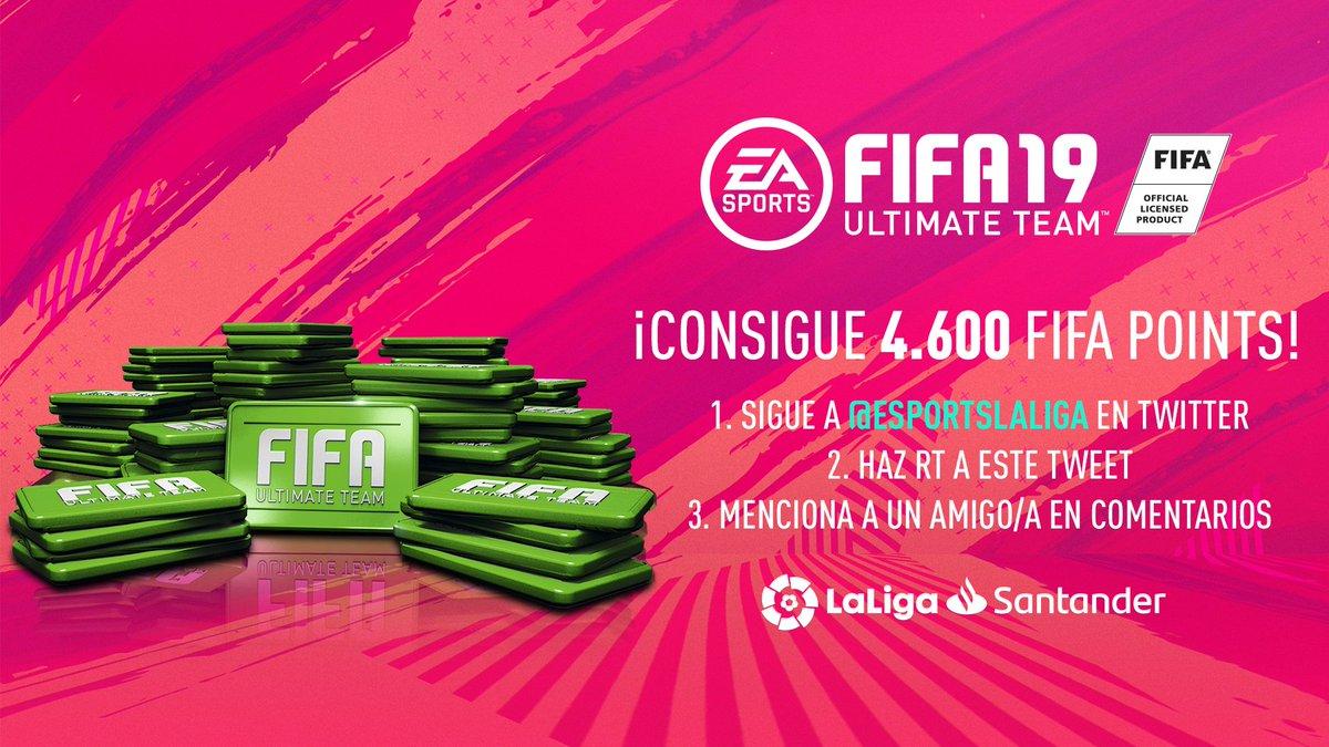 LaLiga eSports's photo on La FIFA