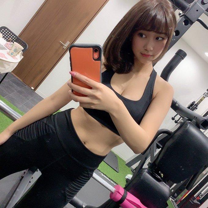 グラビアアイドルななせ結衣のTwitter自撮りエロ画像55