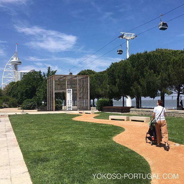 test ツイッターメディア - リスボンのオリエンテ地区。1998年に開催されたリスボン万博の跡地はきれいに整備されています。 #リスボン #ポルトガル https://t.co/r39U5R2WKf