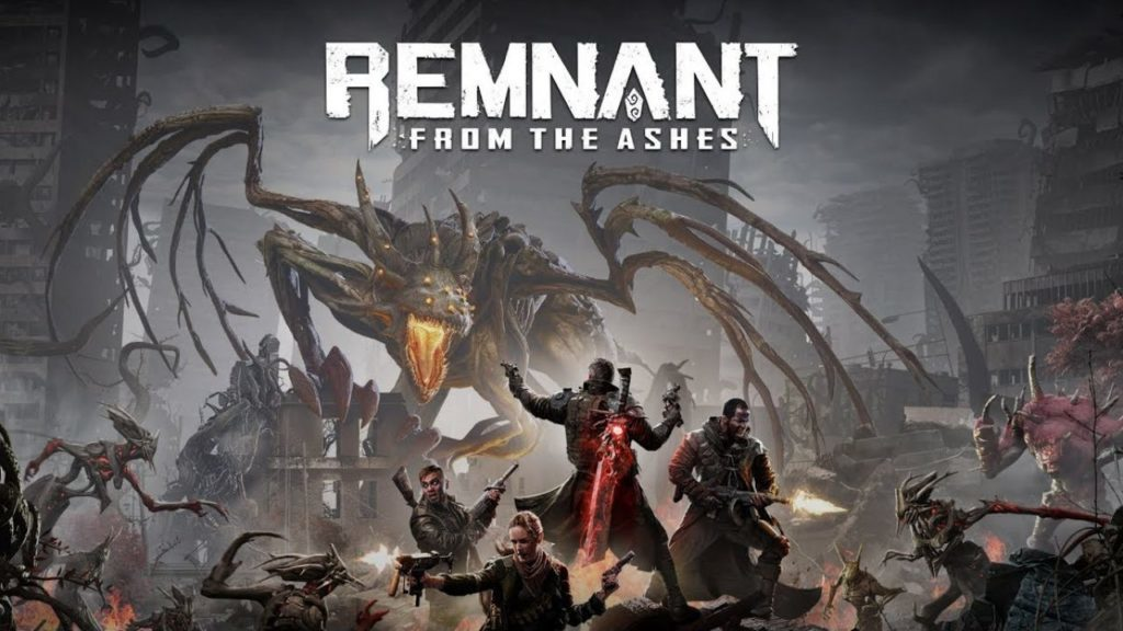 New Remnant: From the Ashes trailer