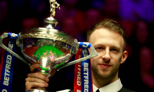 Talk about being a talent-spotter! 👀 A punter has landed a super windfall after backing Judd Trump at 1,000-1 to be world snooker champion when he was aged eight - 21 years ago.More ➡https://bbc.in/2PNGjer
