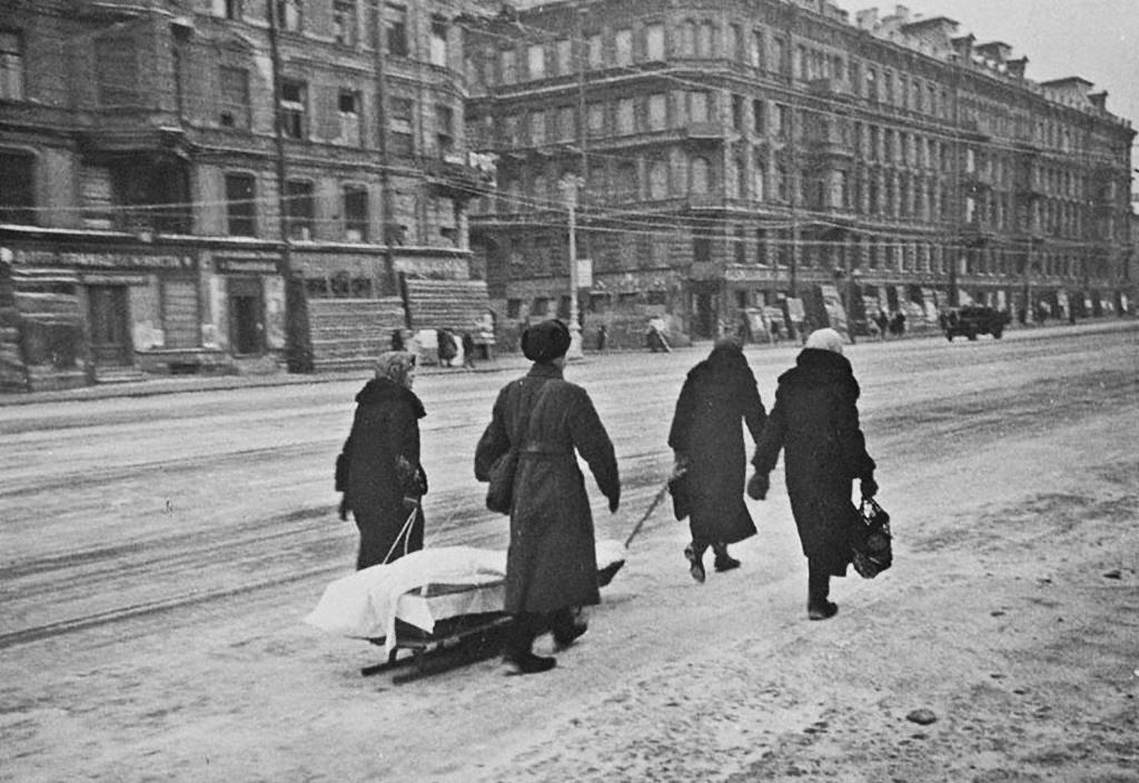 Ленинградские картинки, открытки