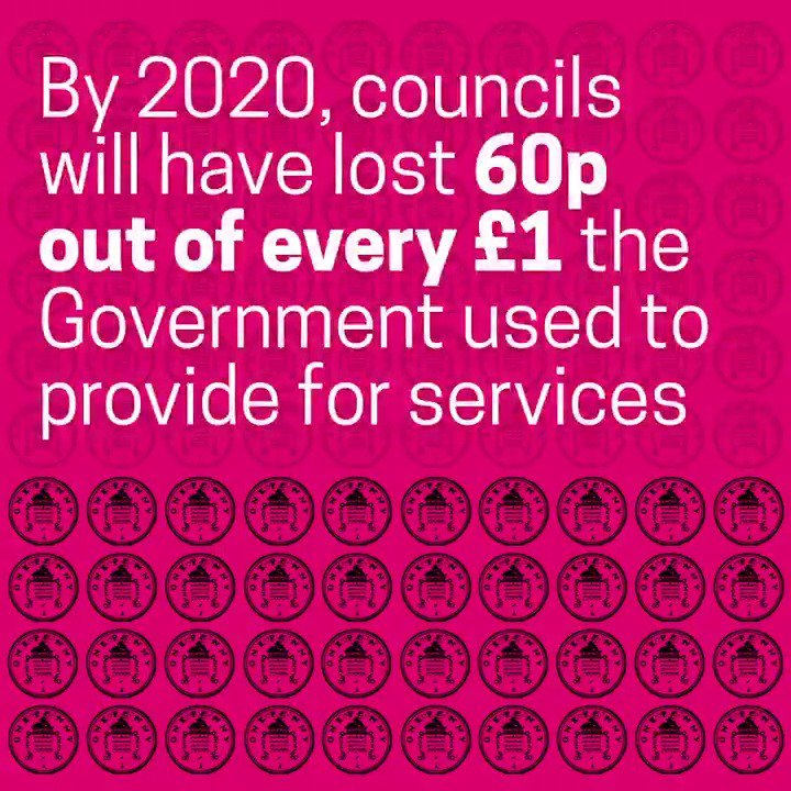 RT @LGAcomms With the right funding and powers, #CouncilsCan continue to lead their areas, improve residents' lives, reduce demand for public services and save money for the taxpayer.  The #SpendingReview will be make or break for vital #localgov services.  ↪️ https://t.co/m3OXRZ9aMy