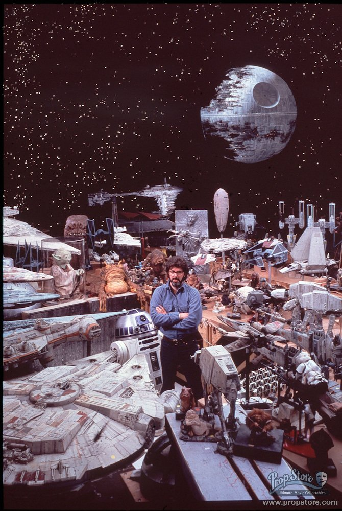 You have 5 mins alone in this room... what would you grab?! #StarWars