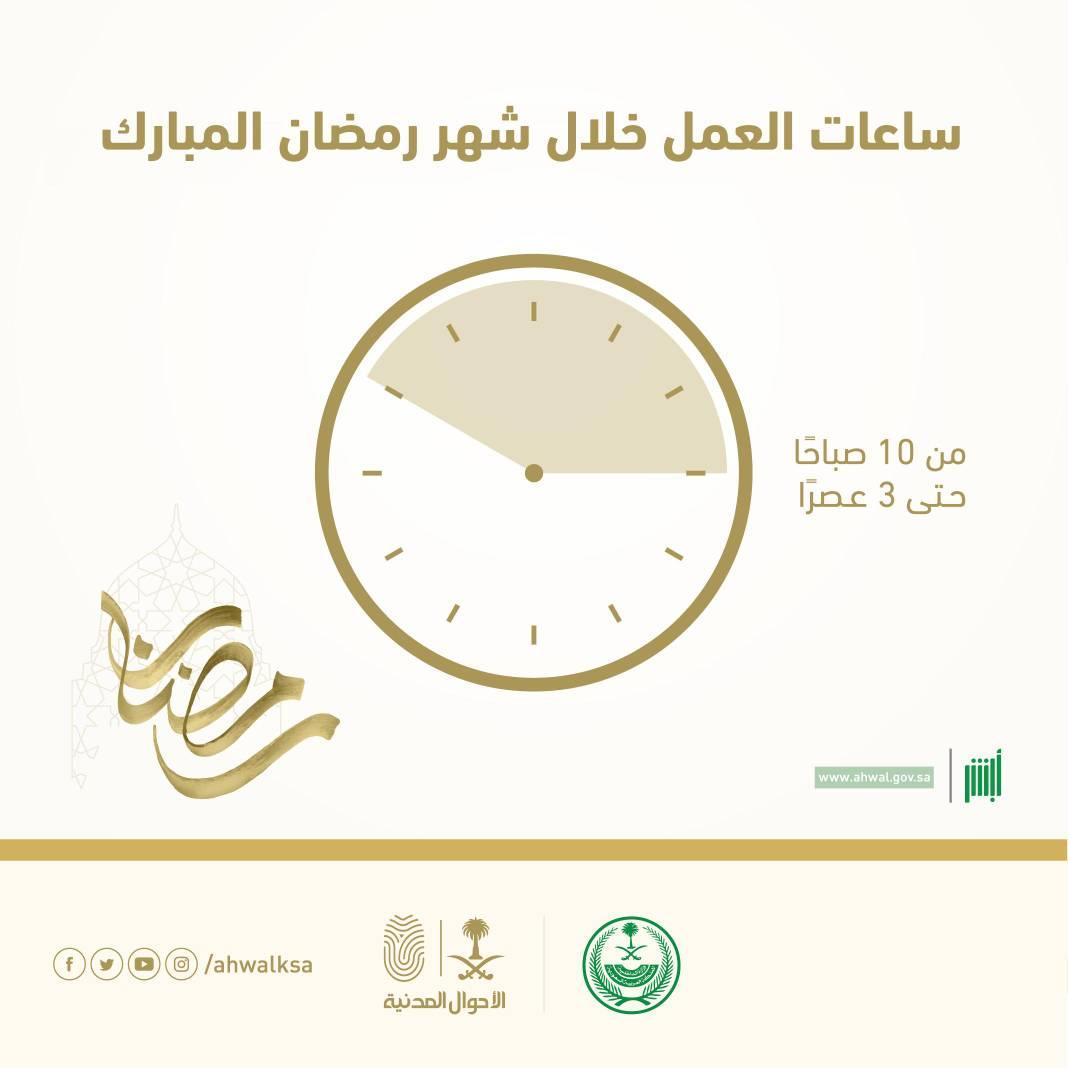 O Xrhsths الأحوال المدنية Sto Twitter مكاتب الأحوال المدنية التي تعمل في الفترة المسائية خلال شهر رمضان المبارك بمنطقة مكة المكرمة