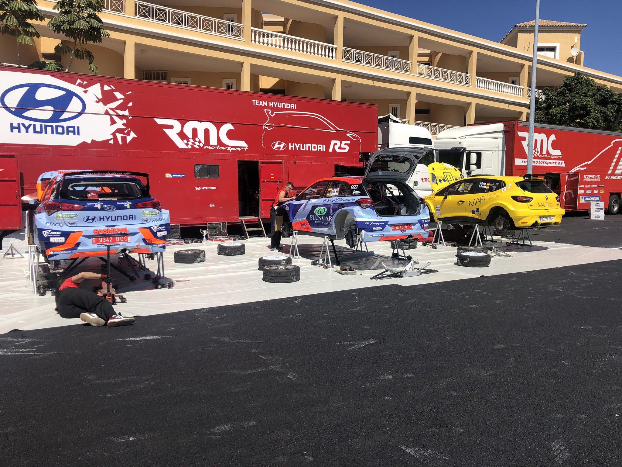 CERA: 29º Rallye Villa de Adeje - Trofeo Cicar [9-11 Mayo] D59YT1sWwAErMuE