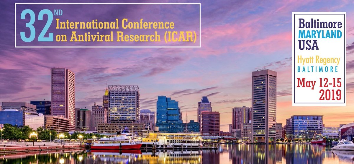 Thank you @ISARICAR for hosting us in just a few days at #ICAR2019 in Baltimore. Good opportunity for our #Virus #Biobank Research Infrastructure to present to you, #Antivirals community, what we can do for you ! #H2020