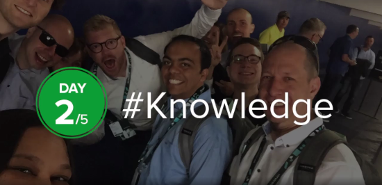 test Twitter Media - [DAY 2] At #Know19. 1. Our collegue Marc Herni became Certified Master Architect! 2. The trainers gave their all and survived two days of knowledge sharing and 3. If you are looking for us check black polo's with our green leaf in stead of green jackets :).   #ServiceNow #Know19 https://t.co/OWwJopsco2