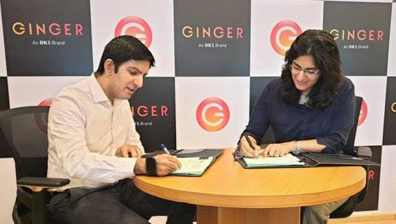 Ginger signs a new hotel at pilgrim town Dwarka in Gujarat