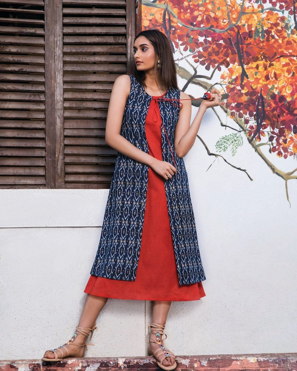 50a9cc8edce ... with the heat of the Indian summer. Find your flow at the nearest Trends  store.  GetThemTalking  ethnicwear  RelianceTrends  fashionaddict   springsummer ...