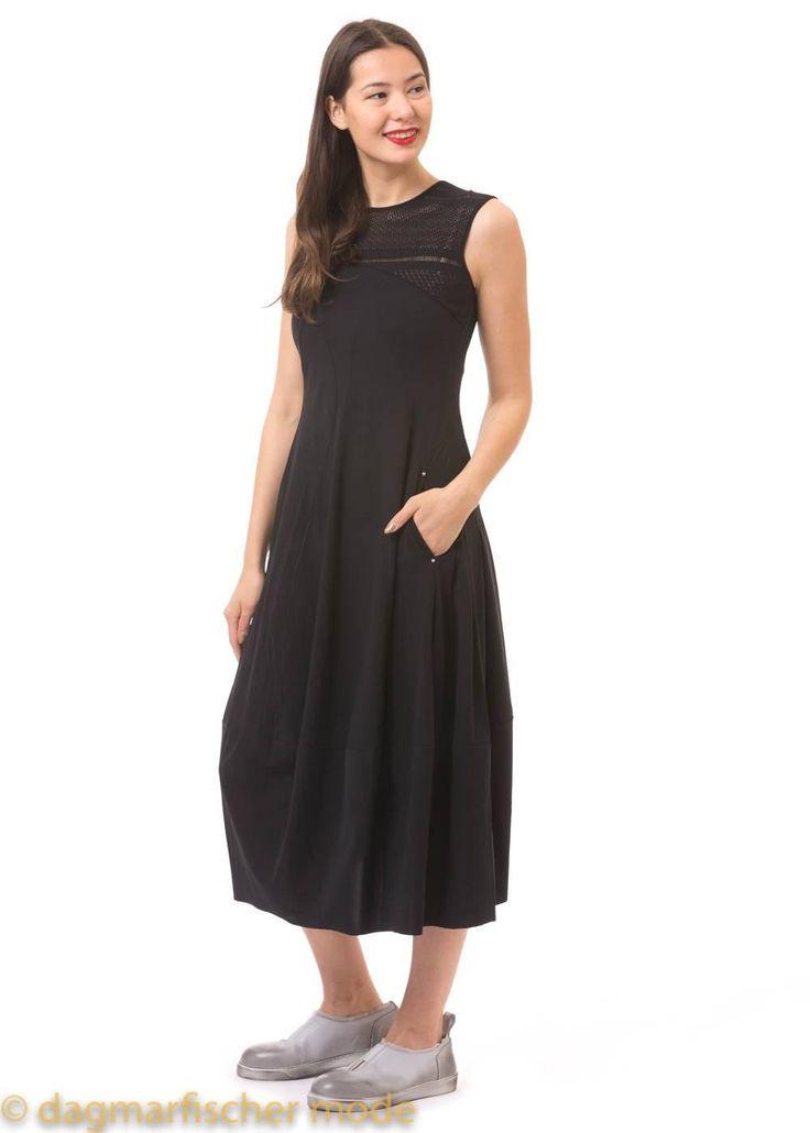 202e6677a86757 Kleid Mesmerize von HIGH in schwarz - dagmarfischer mode