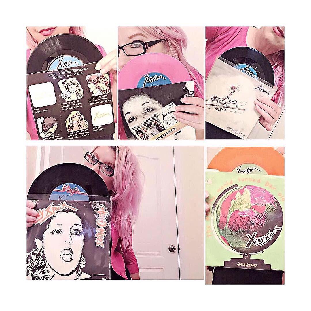 Marianne Joan Elliott-Said/Poly Styrene-July 3rd, 1957 – 25 April 25th, 2011💕 #warriorinwoolworths #polystyrene #xrayspex #highlyinflammable #iamacliche #ohbondageupyours #womeninmusic #7inch #vinylrecords #vinylcollector #vinylcollection #vinylcommunity #records https://t.co/ZqqmRQUtEB