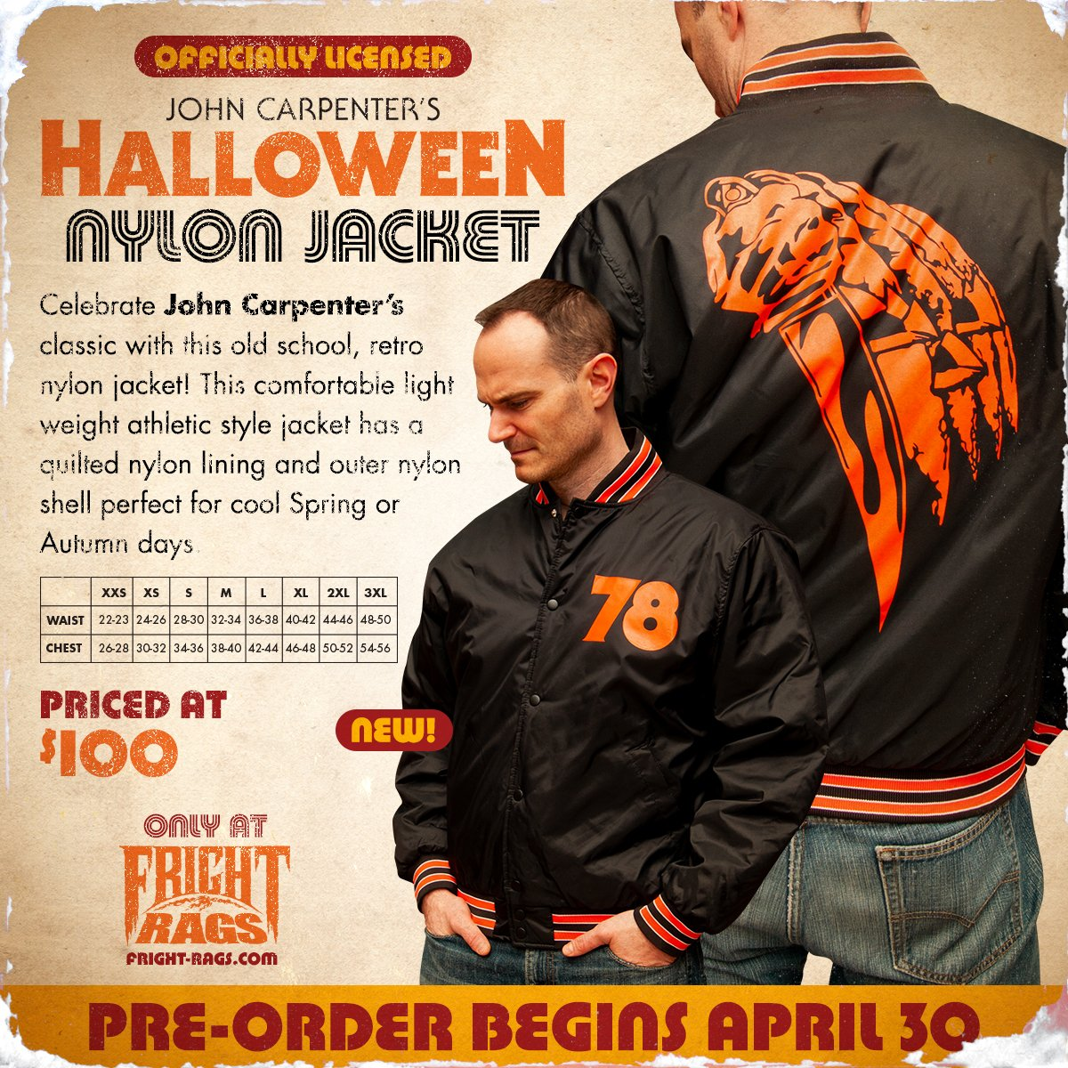 Fright-Rags a Twitter: