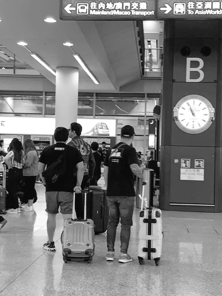Before, Daniel went to Hongkong to visit Kath. This time, Kathryn headed back to Manila for DJ's 24th Birthday.  Love is indeed a two-way street. They are both blessed to have each other. Keep the love alive, KathNiel!   #DJP24 <br>http://pic.twitter.com/03GEqRkvtd