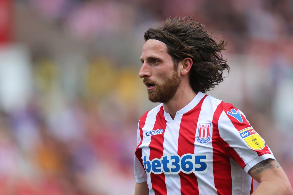 """Who knows? I don't know what's going to happen this summer.""  Joe Allen says he is unsure of his future at Stoke City.  👉 https://bbc.in/2Dxucgo"