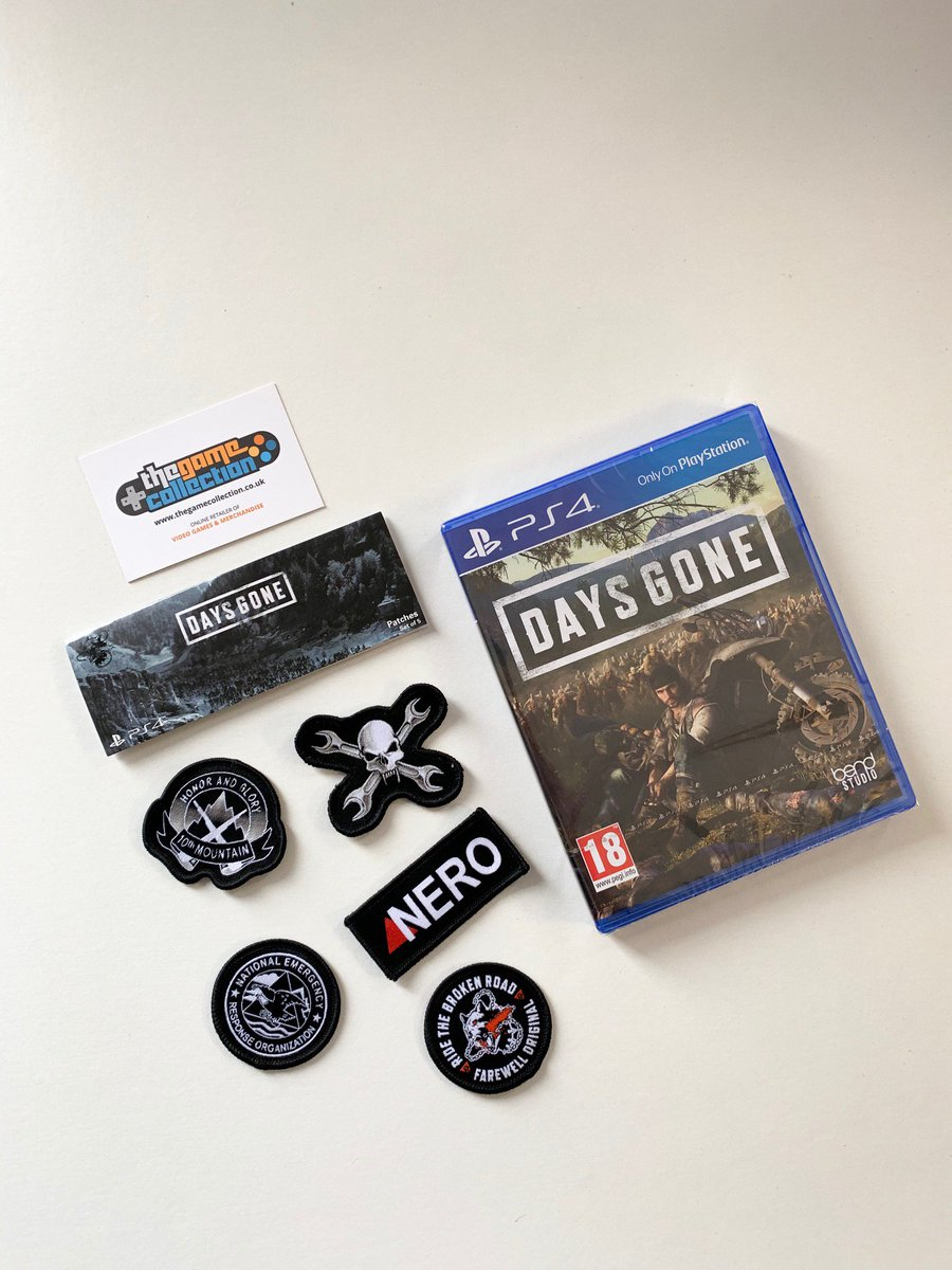 The Game Collection's photo on Days Gone