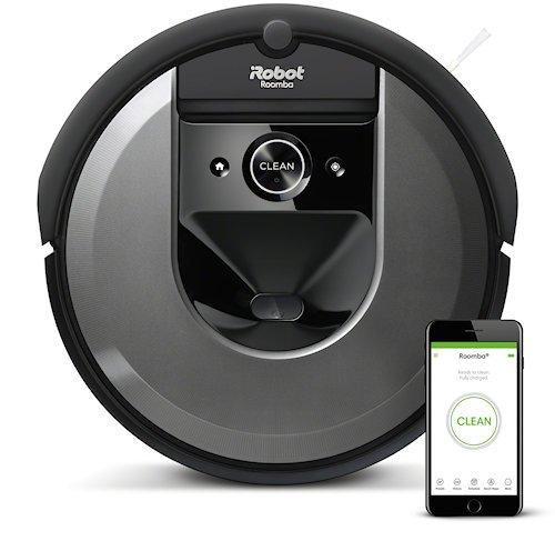 Aspirapolvere Robot Roomba.Etiqueta Roombai7 Al Twitter