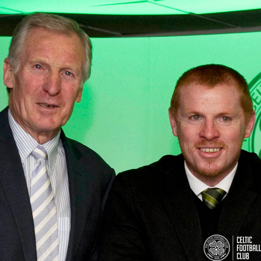 Neil Lennon spoke to the media at Lennoxtown today.   NL: &quot;We are a club in mourning. First of all, on behalf of the players and staff, our thoughts go out to Liz and the family. Liz was just a rock for Billy over his whole life.&quot; <br>http://pic.twitter.com/CFevhdRLWA