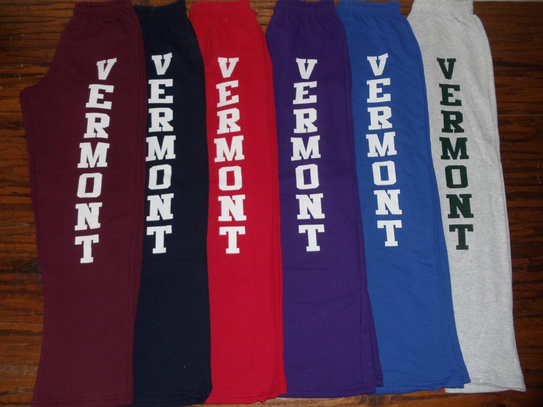Burlington Sweatpants  Burlington Vermont  Vermont Sweatpants  Vermont clothing  802 store  Burlington VT  Lovermont