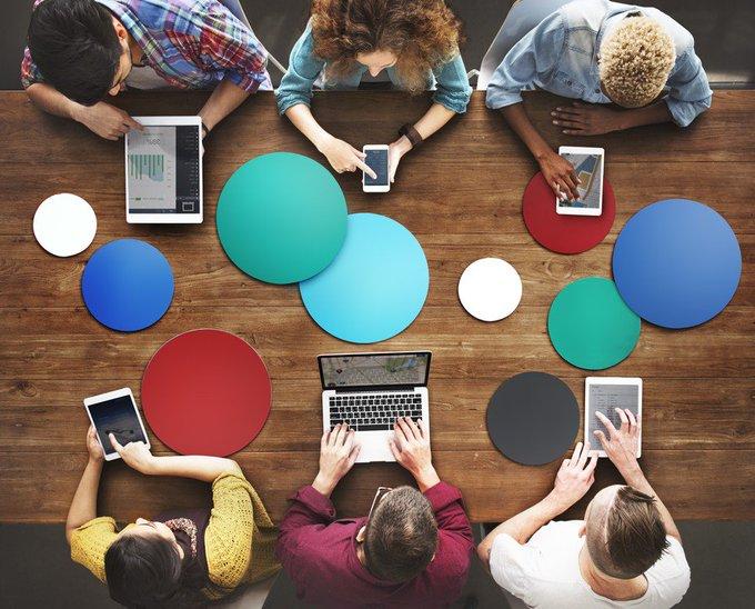 Kann der Einsatz von Team- und #SocialCollaboration-Tools im Unternehmen zum Standard werden?...