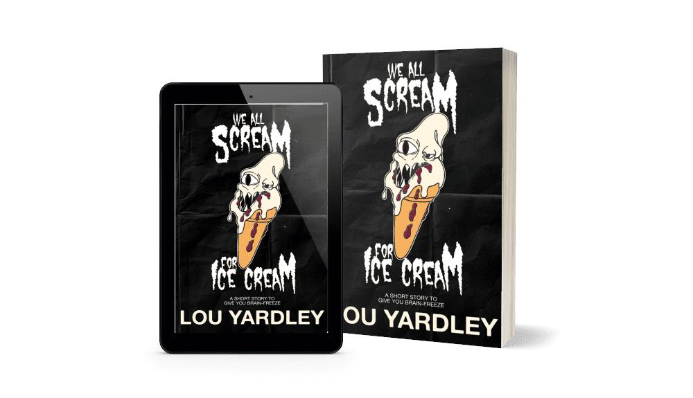 #WeAllScreamForIceCream will be released on 17th May! Head over to https://geni.us/weallscream  to grab yourself a bite-sized summer read! #ukhorror #indieauthor 🍦 💀 😈 @PhilipRogersPR