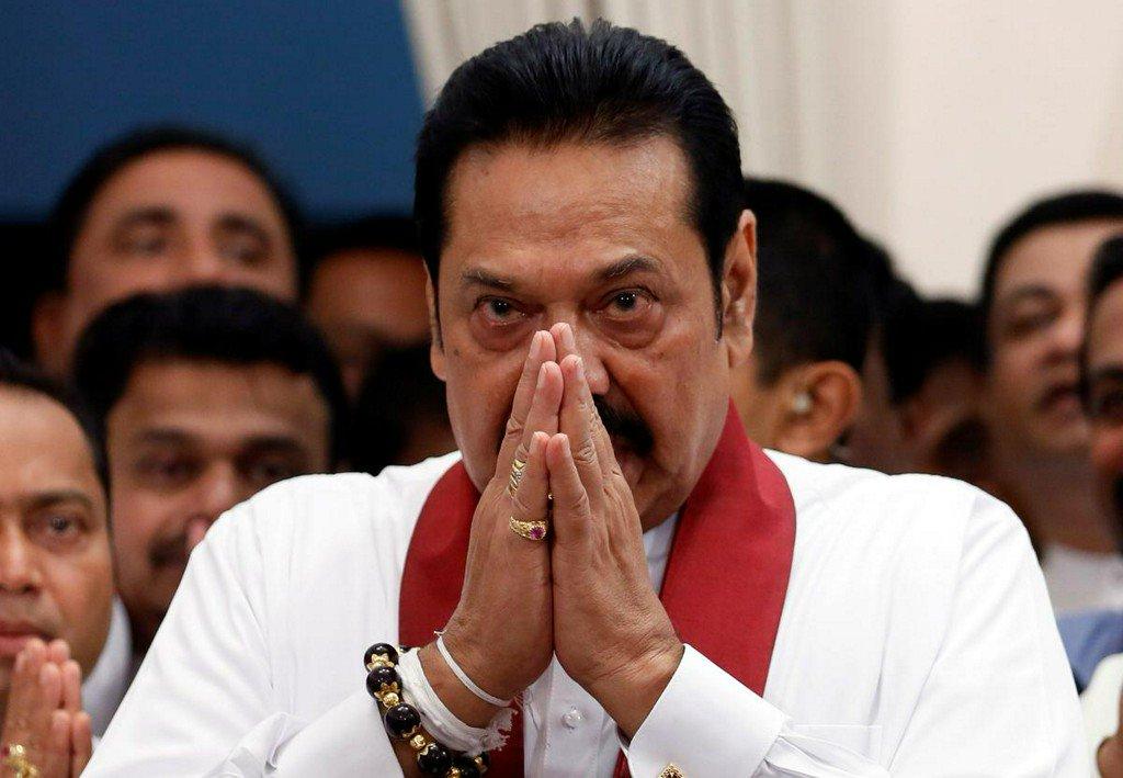 Sri Lanka's crisis of leadership opens space for nationalist Rajapaksas https://reut.rs/2IUpXPD