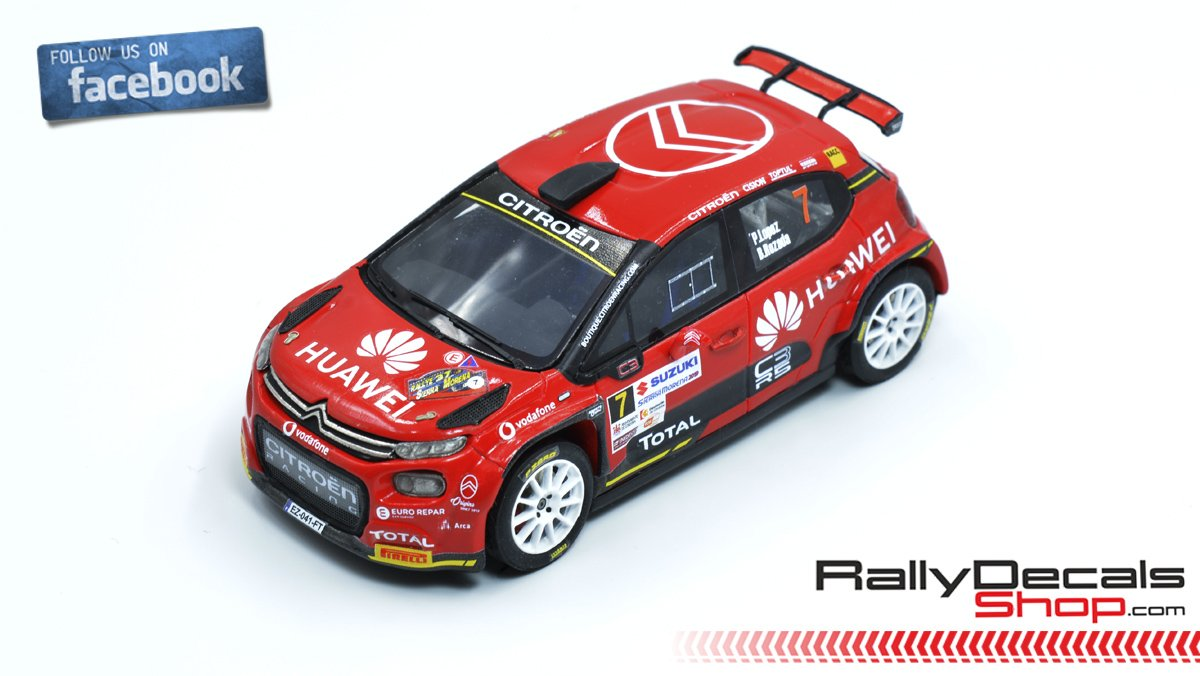 Motorsport Sponsoren Street Racing Ford Rallye 1:43 Decal Abziehbilder