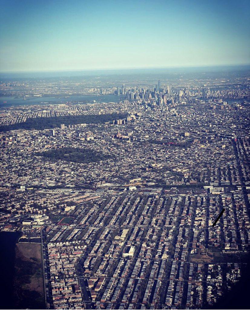 Bye NYC! #airplanephoto ✈️