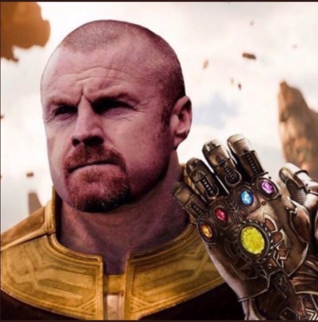 Thanos dead, only one man can replace him....<br>http://pic.twitter.com/NrJhBwGKys