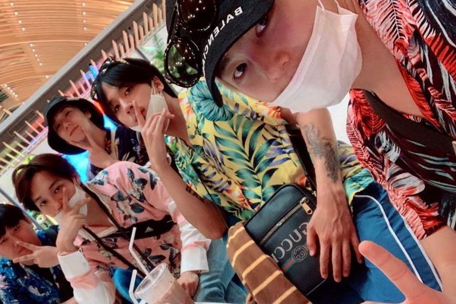 Ravi, Taemin, Kai, Ha Sung Woon, Timoteo, And More Have Fun On Trip Together  https://www. soompi.com/article/132003 0wpp/ravi-taemin-kai-ha-sung-woon-timoteo-and-more-have-fun-on-trip-together &nbsp; … <br>http://pic.twitter.com/iM287IWTv3