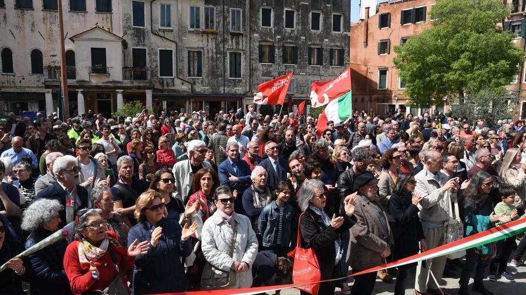 Bella Ciao conquista il Veneziano, il 25 aprile a ...