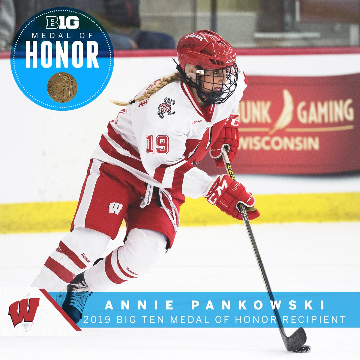 Annie Pankowski was named a finalist for the @HHA_Foundation Award after volunteering more than 2,000 hours with @occupaws. #B1GMOH