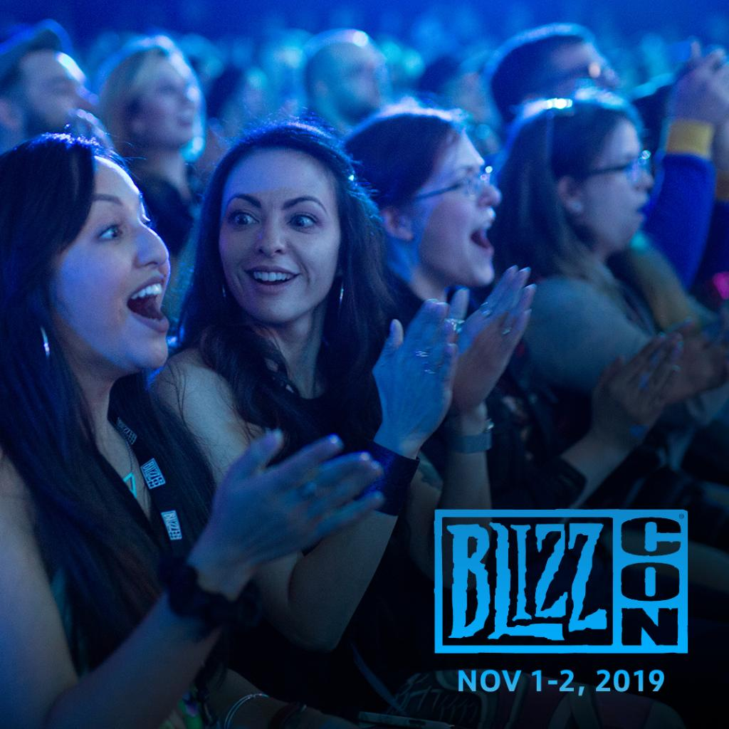 Blizzard Entertainment's photo on Blizzcon