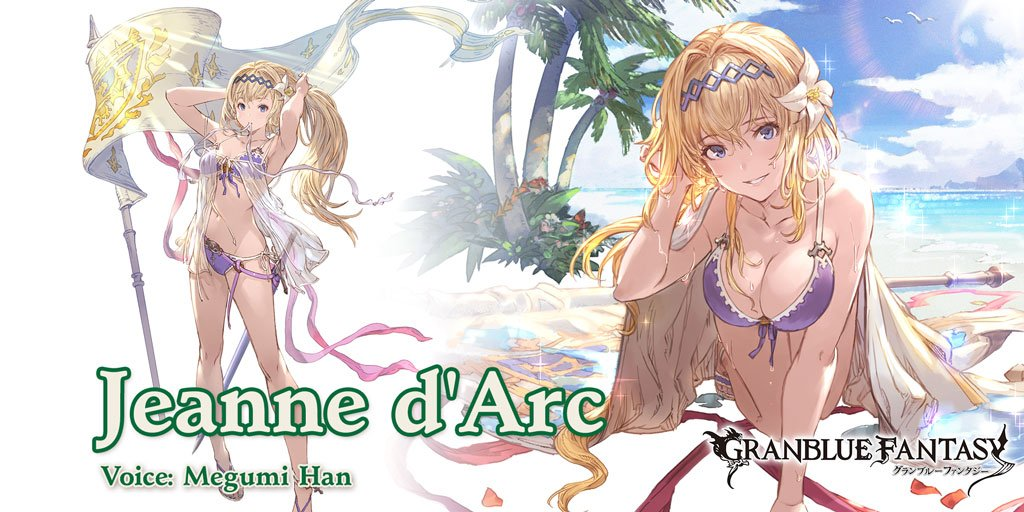 Check out my character in #GranblueFantasy! <br>http://pic.twitter.com/43If0aEhJ9