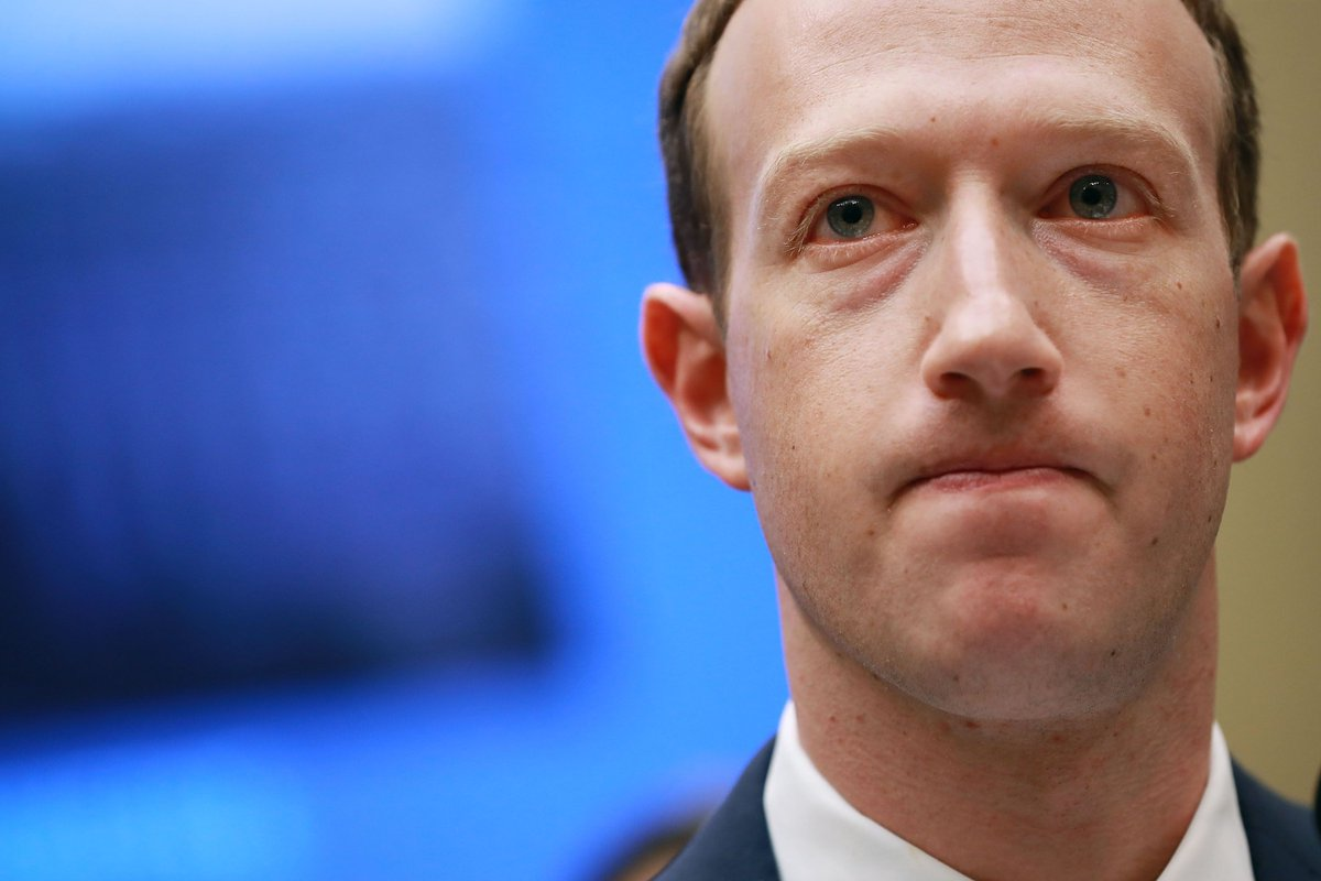 Recode Daily: Facebook is anticipating a $5 billion fine from the FTC