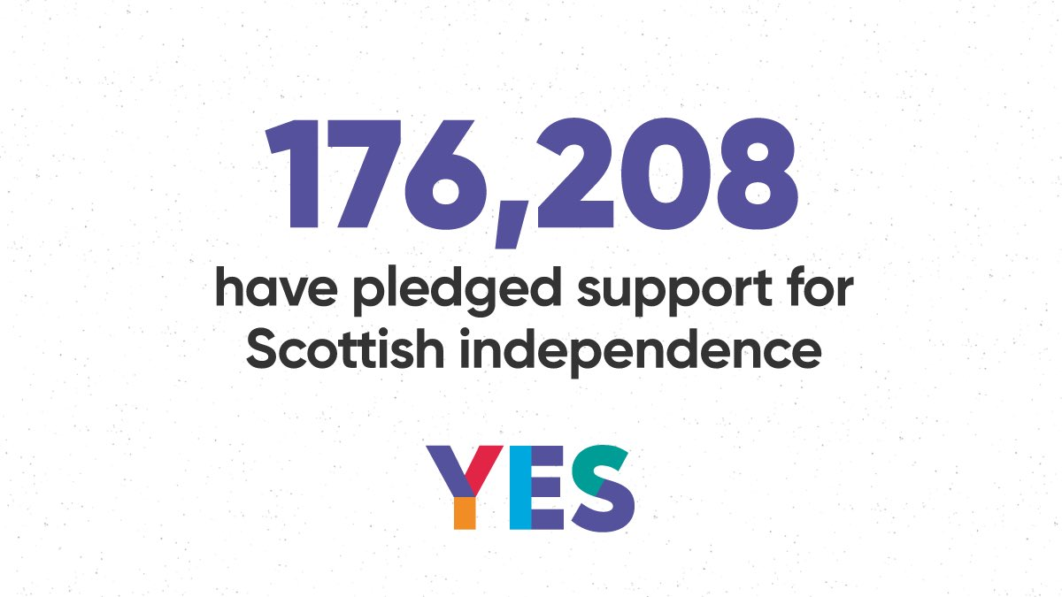 Thanks to all of those that have shared  http:// yes.scot  &nbsp;   with their friends, family and followers.   Let's get to 200,000 and put forward the case that with independence, Scotland's future will be in Scotland's hands.  #ItsTime<br>http://pic.twitter.com/mL00RGj3nT