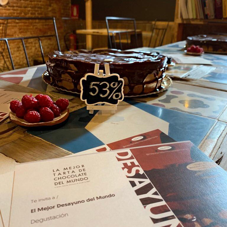 La Mejor Tarta De Chocolate Del Mundo Mejortartachoco Twitter