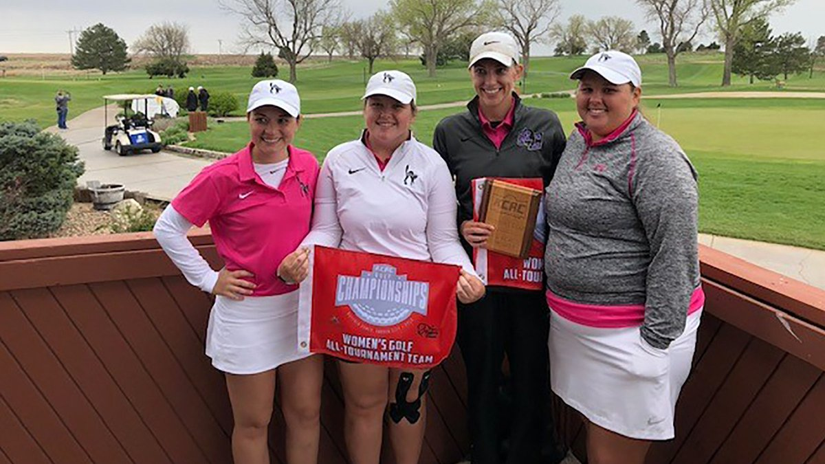 After being picked to finish 6th in conference, the @buildergolf women concluded their season with a third place finish in the KCAC  - http://www.buildersports.com/article/3434