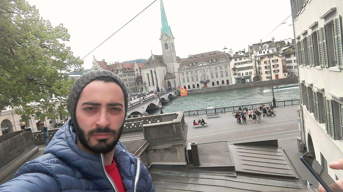 #Zürich #Schweiz #25aprile ❤ https://t.co/s5Zn5qMtff