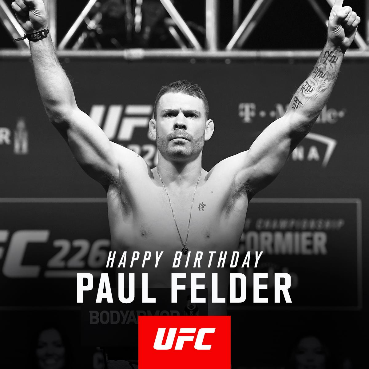 RT and let @FelderPaul know you are wishing him a Happy Birthday! 🎈