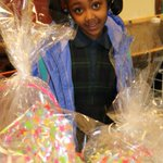 #TBT In case you missed it, last week we had an overwhelming donation of Easter baskets and treats arrive in the Center for our students. We're happy to say that baskets were sent home to every single child for the Easter weekend. Grateful is an understatement!