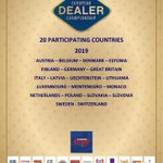 Image for the Tweet beginning: Europe's 37 best dealers -