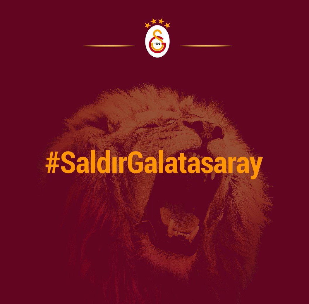 Galatasaray SK's photo on #SaldırGALATASARAY