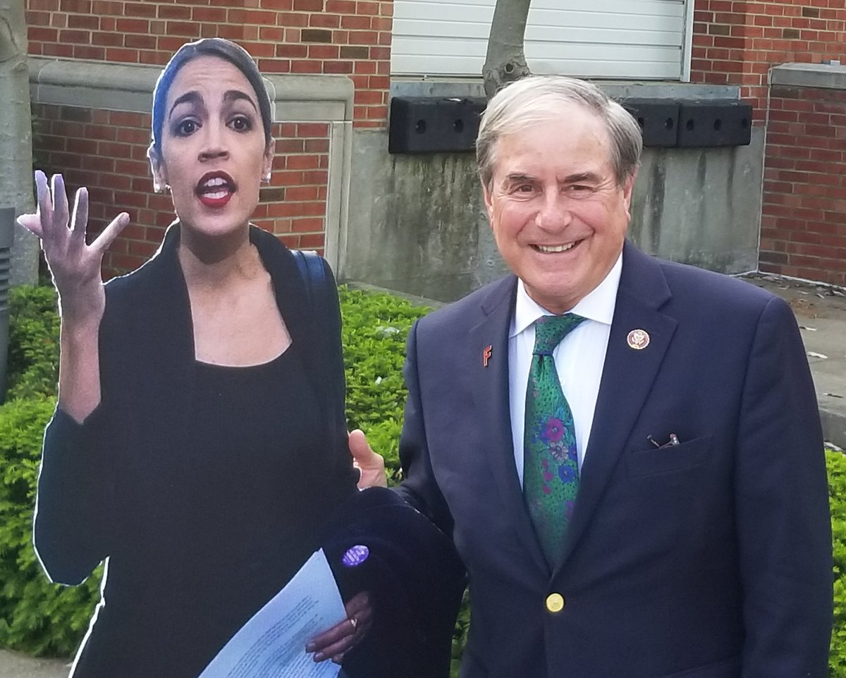 Rep. Alexandria Ocasio-Cortez deletes tweet that mistakenly identified fellow Democrat as one of GOP's 'older male members'
