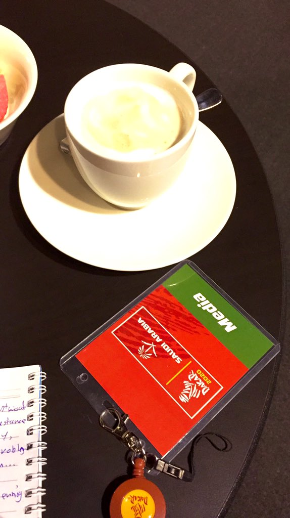 Coffee time at @dakar   #Dakar2020 #RallyDakar #DakarRally<br>http://pic.twitter.com/yjxtXJ71X8