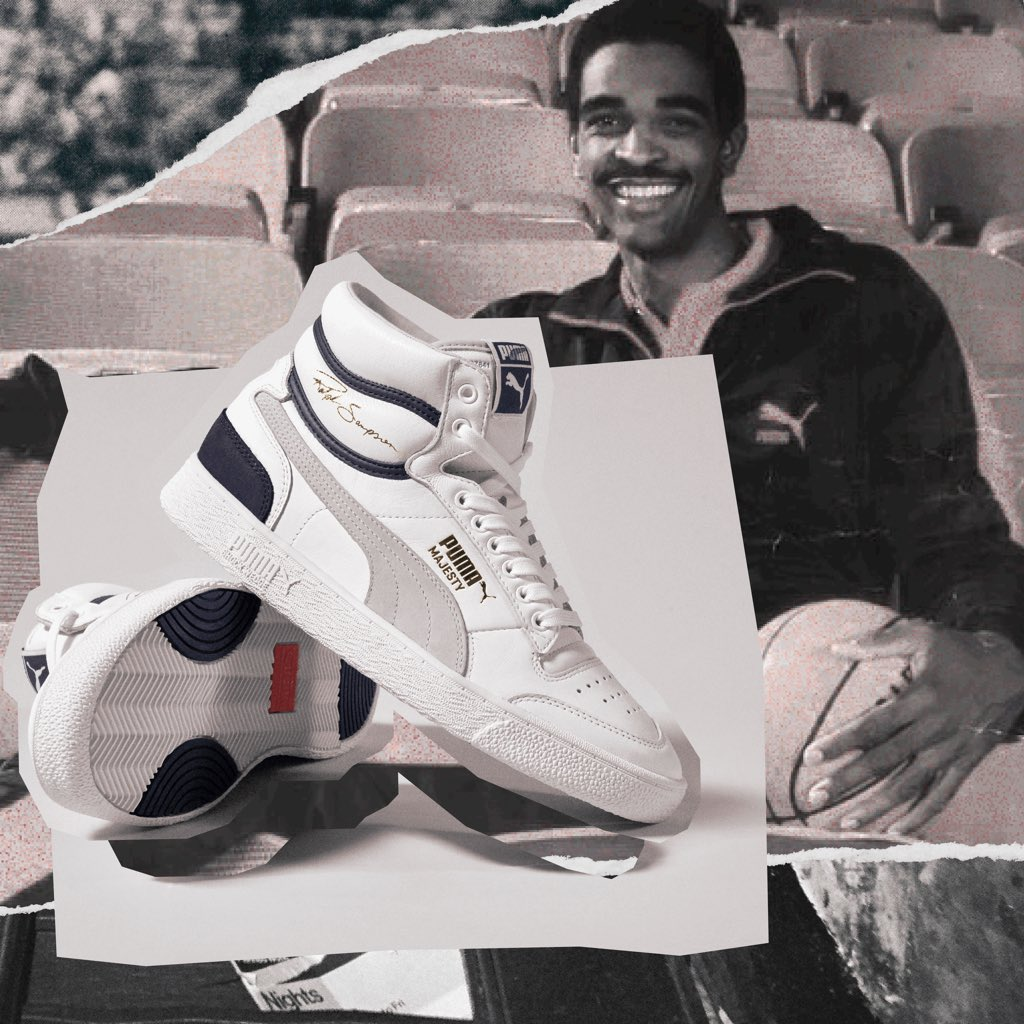 THE RALPH SAMPSON MID IS BACK IN ITS ORIGINAL GLORY. Releases 4/27.